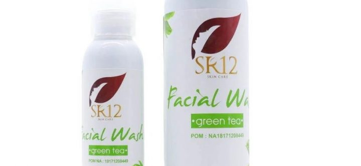 Manfaat Lain Facial Wash Green Tea Dari Sr12